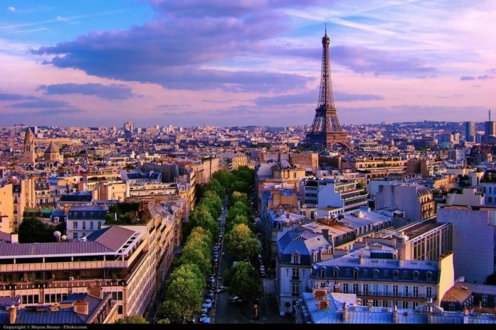 Paris Balayı Turları