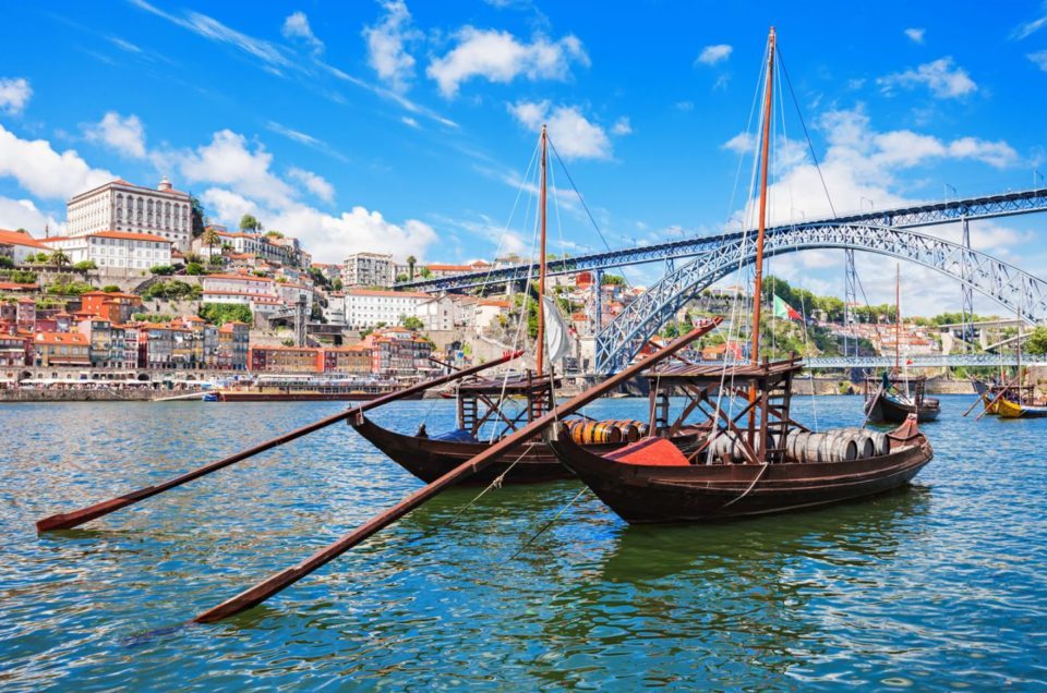 Brezilya 'nın Cenneti Porto