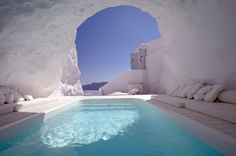 Santorini Balayı Tatili