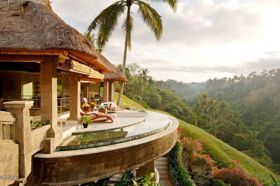 Bali En İyi 10 Lüks Spa