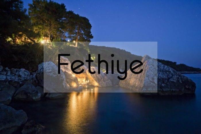 Fethiye Balayı Turu